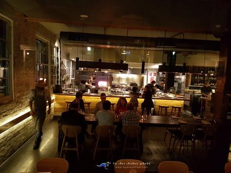 เมนูสเต็ก ซิดนีย์สเต็ก ร้านอาหารซิดนีย์ Fire Door Surry Hills