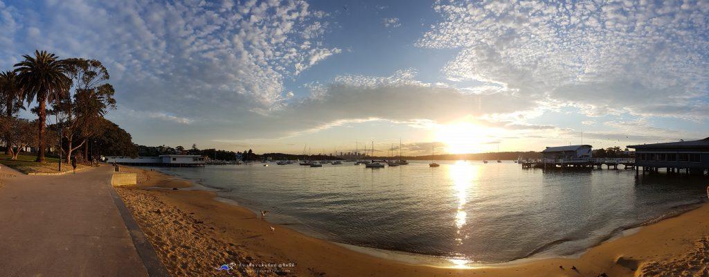 เที่ยว ซิดนีย์ หาด Watson Bay
