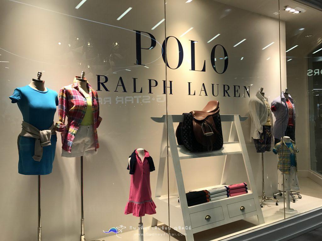 Shopping on Sales DFO Homebush Sydney