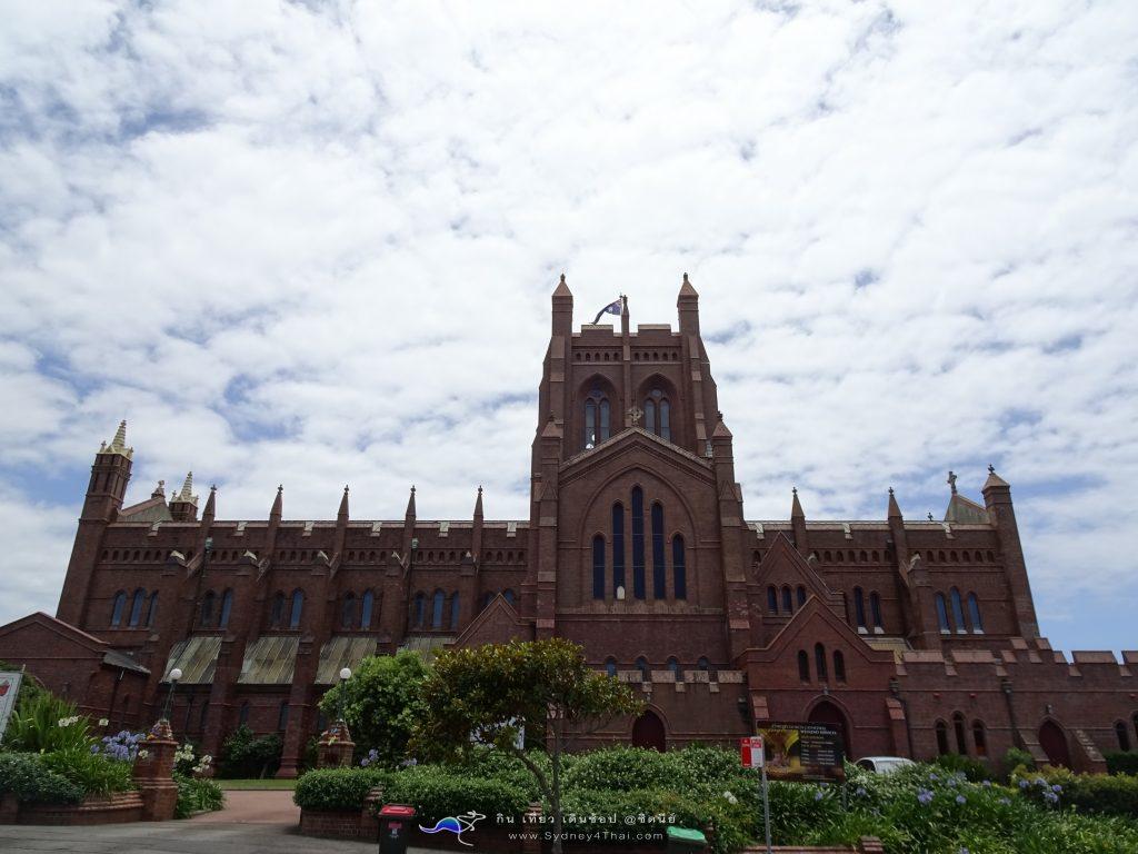 เที่ยว Newcastle Christ Church Cathedral 001