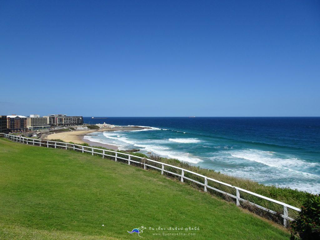 ทะเล เที่ยว Newcastle Australia