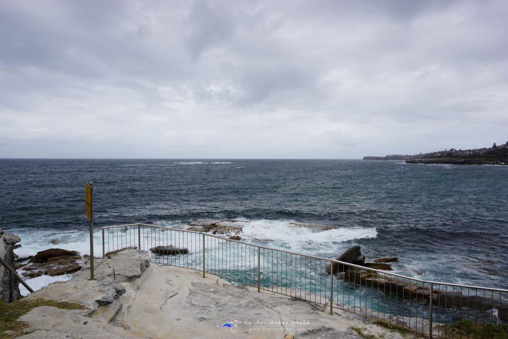 Coogee Beach สระว่ายน้ำ Ocean bath SYDNEY 001