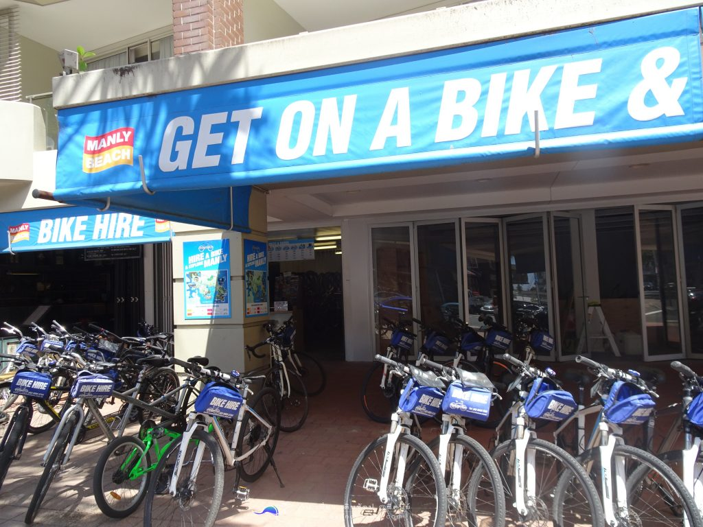 Manly Beach Bike Tour