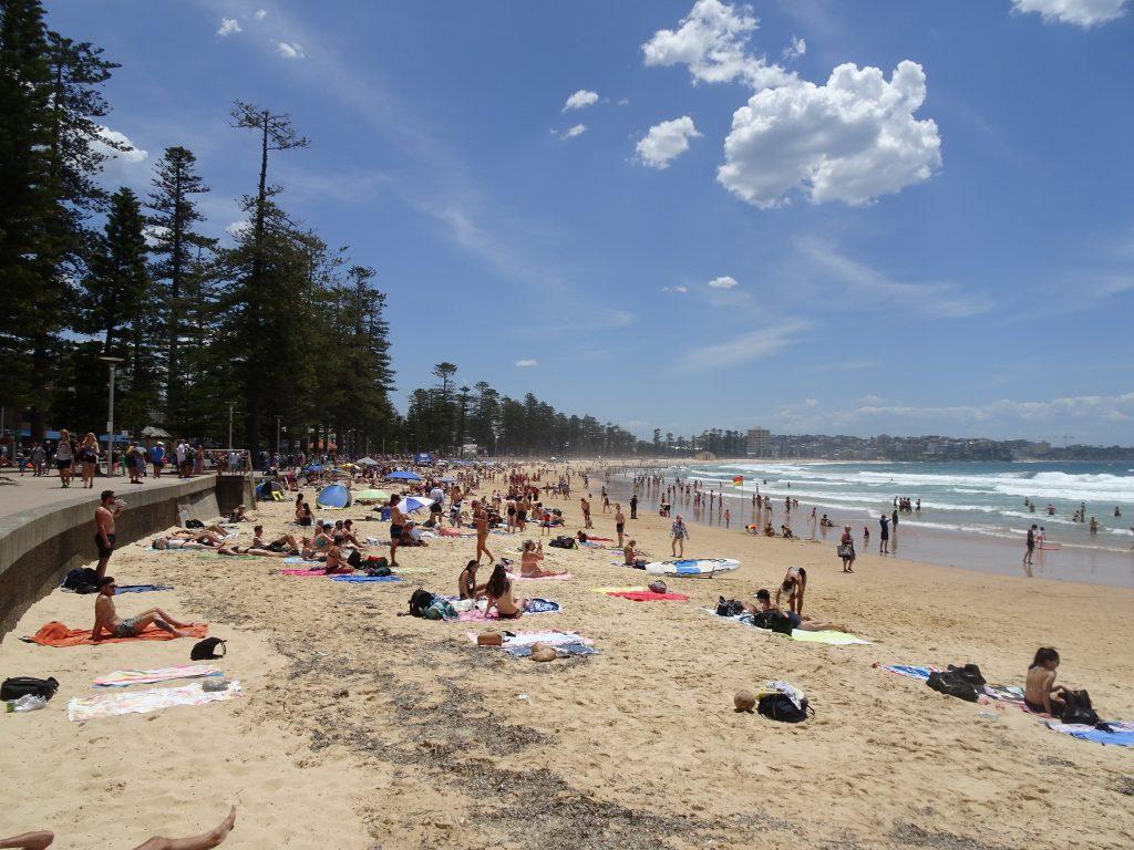 Manly Beach Sydney 002