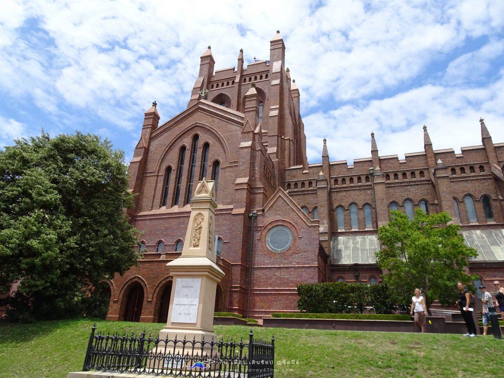 เที่ยว Newcastle Christ Church Cathedral 004