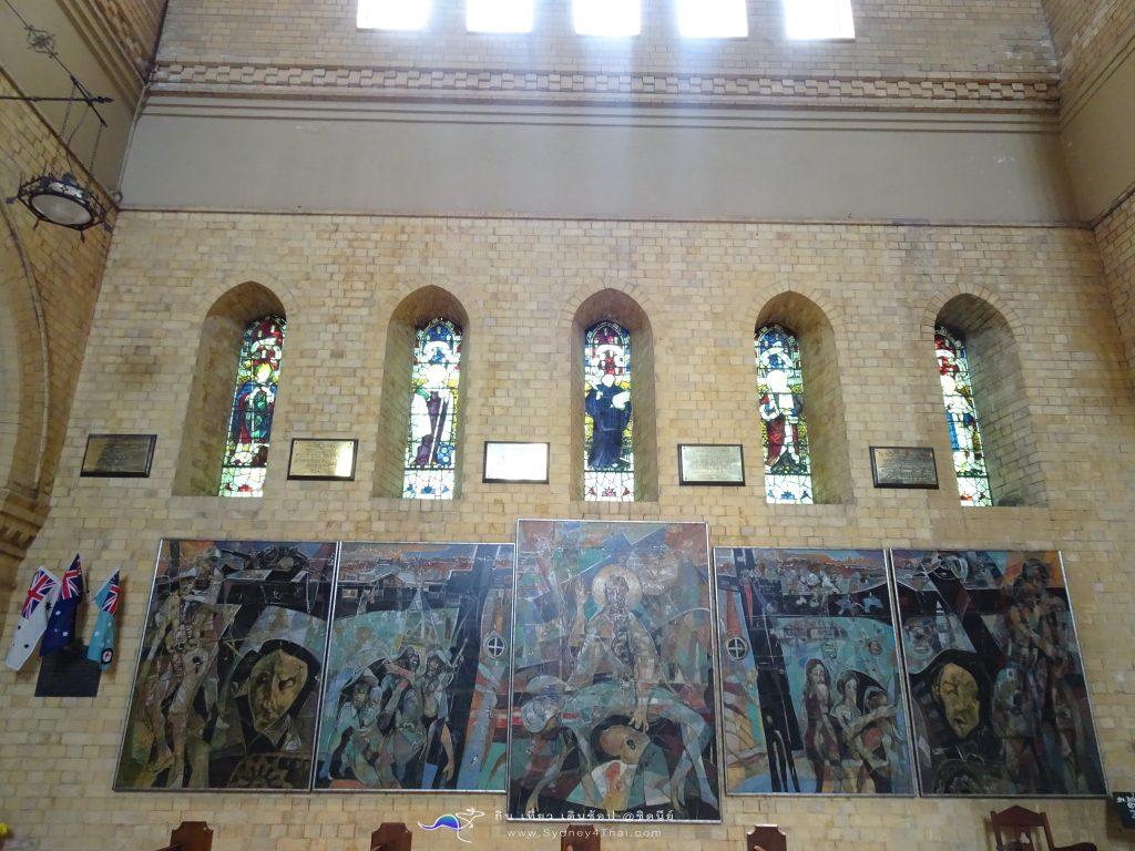 เที่ยว Newcastle Christ Church Cathedral 006