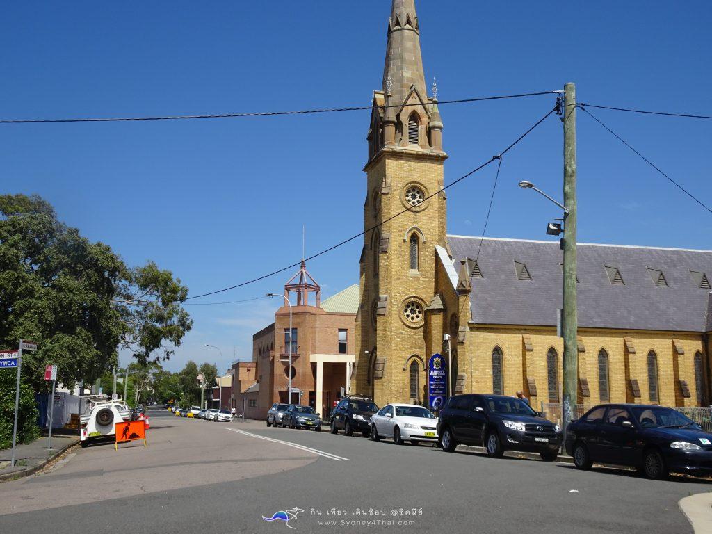 เที่ยว Newcastle St. Andrew's Presbyterian Church