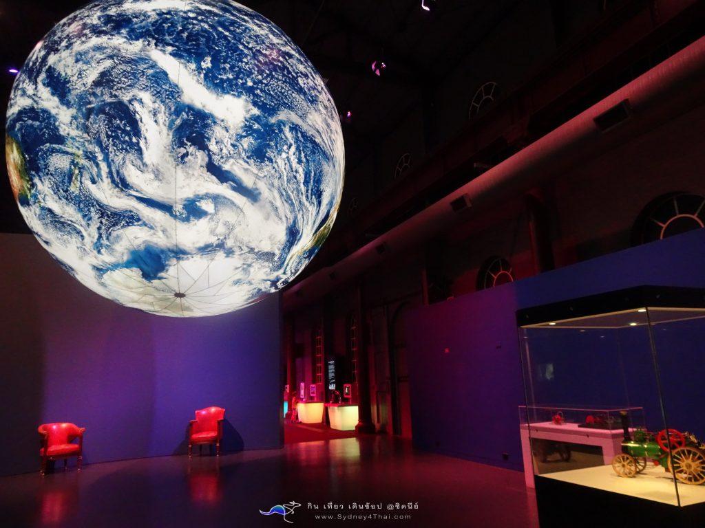 เที่ยว Newcastle Museum science 001