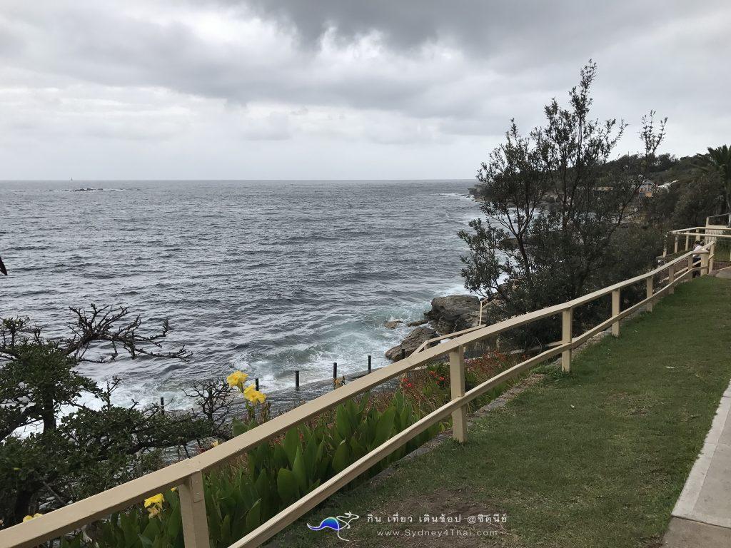 ทะเลซิดนีย์ McIvers Baths Coogee Beach 001