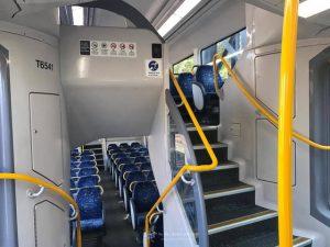 นั่งรถไฟ Sydney ระบบขนส่ง สาธารณะ ซิดนีย์
