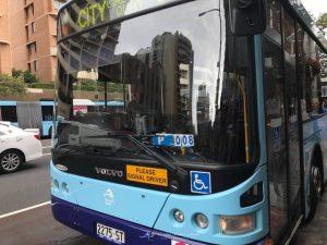 Sydney Bus ระบบขนส่ง สาธารณะ ซิดนีย์ Australia