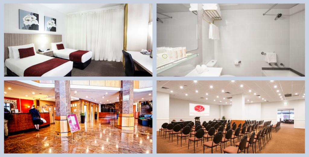 หา ที่พัก ซิดนีย์ จอง โรงแรม ซิดนีย์ Metro Hotel Marlow Sydney Central