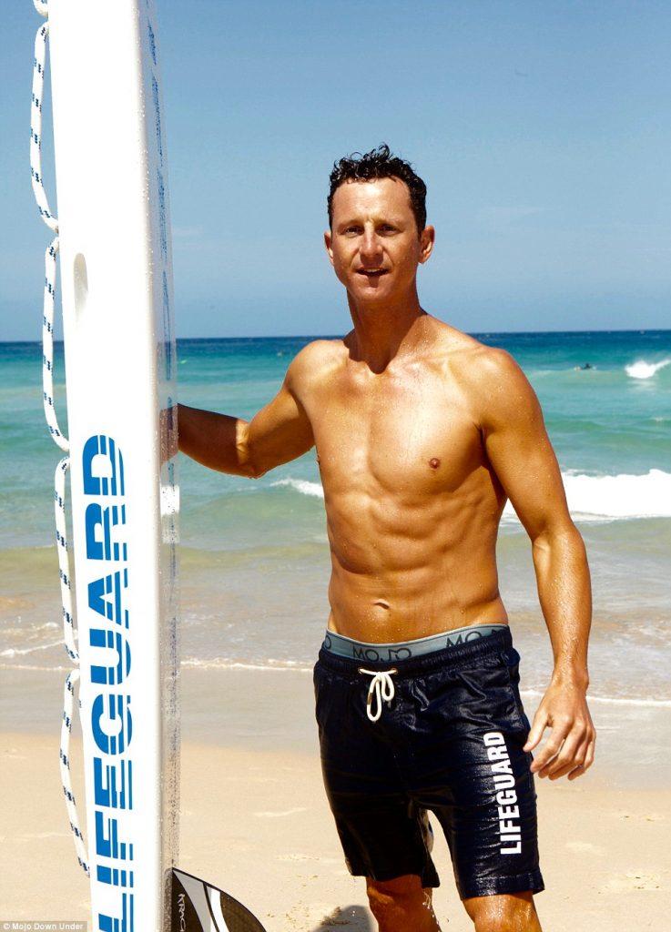 Aussie guys Bondi Rescue สามีแห่งชาติ หนุ่มออสซี่ 002