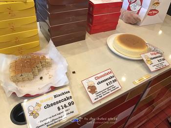 ร้านของหวาน Uncle Tetsu's Japanese Cheesecake ซิดนีย์ น่ารัก อร่อย เก๋ไก