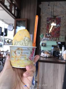 5+1 ร้านของหวาน ซิดนีย์ น่ารัก อร่อย เก๋ไก ร้านของหวานร้าน Cow & Moon ร้านไอศครีมเจลาโต้
