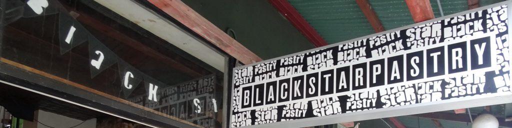 5+1 ร้านของหวาน ซิดนีย์ น่ารัก อร่อย เก๋ไก BlackStar Pastry