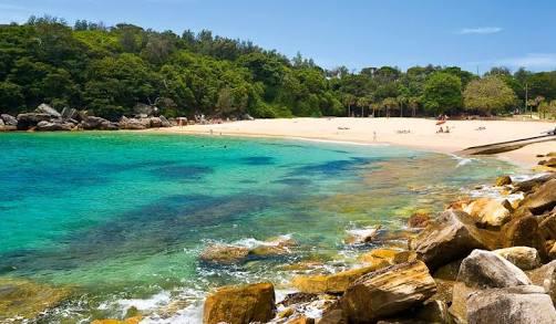Shelly Beach สนุกเที่ยวซิดนีย์ ไปกับ 20 สุดยอดสถานที่ท่องเที่ยวฟรี ออสเตรเลีย