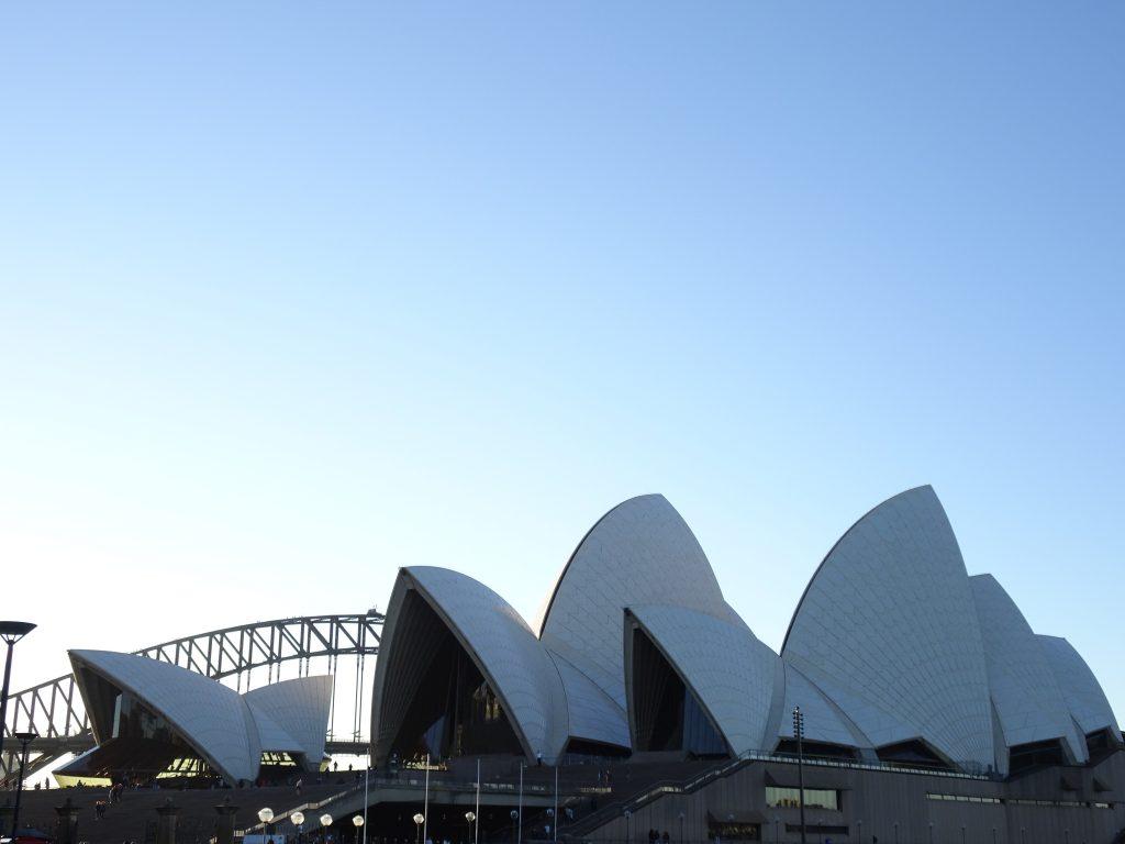 Sydney Opera House สนุกเที่ยวซิดนีย์ ไปกับ 20 สุดยอดสถานที่ท่องเที่ยวฟรี ออสเตรเลีย