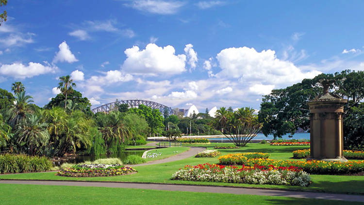 Royal Botanic Garden สนุกเที่ยวซิดนีย์ ไปกับ 20 สุดยอดสถานที่ท่องเที่ยวฟรี ออสเตรเลีย