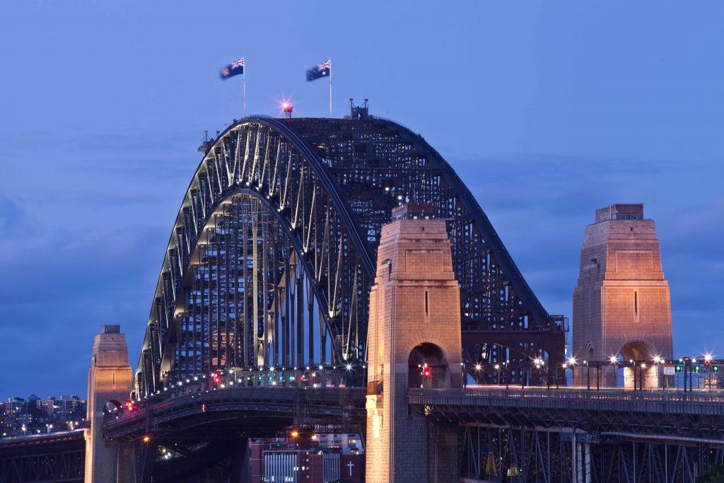 Barbour Bridge ซิดนีย์ ไปกับ 20 สุดยอดสถานที่ท่องเที่ยวฟรี ออสเตรเลีย