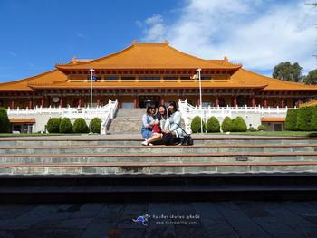10 สถานที่ท่องเที่ยวซิดนีย์ ฤดูใบไม้ผลิ วัดหนานเทียน Nan Tien Temple