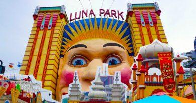 ตะลุย Luna Park เที่ยวสวนสนุก Landmark ของซิดนีย์