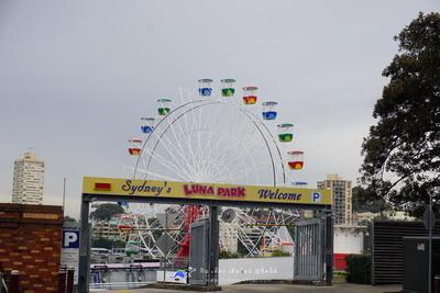 ตะลุย Luna Park เที่ยวสวนสนุก Landmark ของซิดนีย์ 007