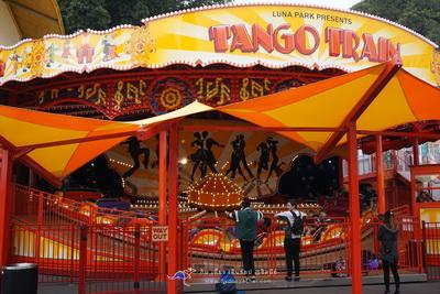 ตะลุย Luna Park เที่ยวสวนสนุก Landmark ของซิดนีย์ 010