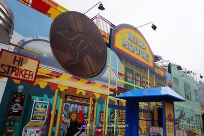 ตะลุย Luna Park เที่ยวสวนสนุก Landmark ของซิดนีย์ 014