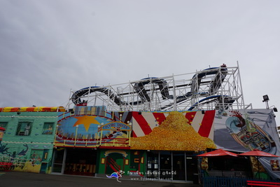 ตะลุย Luna Park เที่ยวสวนสนุก Landmark ของซิดนีย์ 012