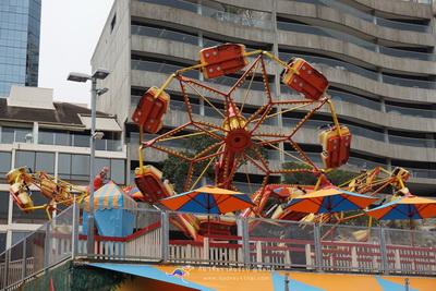 ตะลุย Luna Park เที่ยวสวนสนุก Landmark ของซิดนีย์ 013