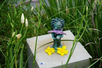 เที่ยว Luna Park Landmark ของซิดนีย์ Wendy's Secret Garden 001