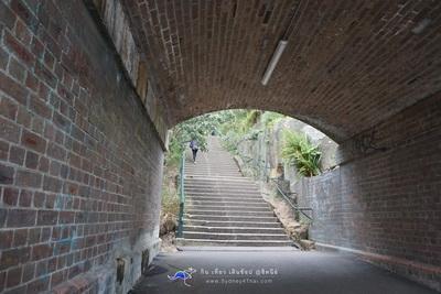 เที่ยว Luna Park Landmark ของซิดนีย์ Wendy's Secret Garden 002