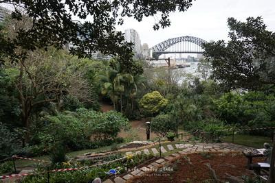 เที่ยว Luna Park Landmark ของซิดนีย์ Wendy's Secret Garden 004