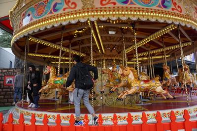 ตะลุย Luna Park เที่ยวสวนสนุก Landmark ของซิดนีย์ 011