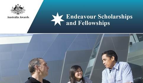 ทุน Endeavour เรียนต่างประเทศฟรี