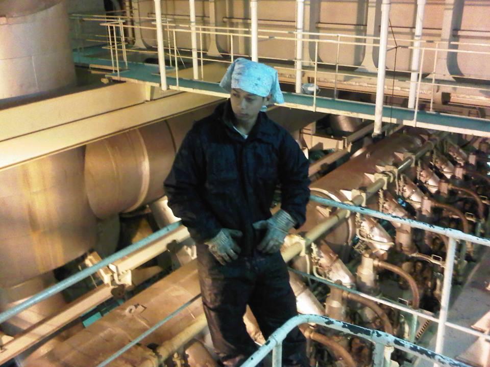 ทำงานเรือ ท่องเที่ยวรอบโลก รายได้ดี 006