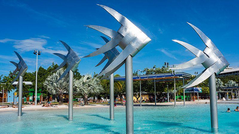 ท่องเที่ยวเมืองแคนส์ Cairns เที่ยวออสเตรเลีย 002