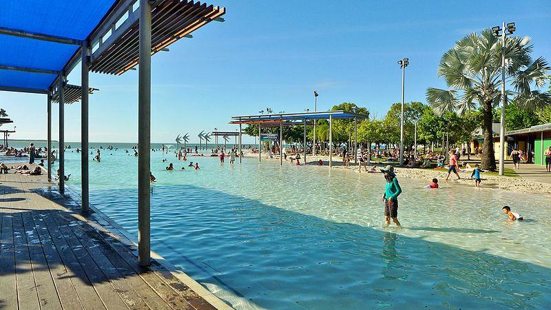 ท่องเที่ยวเมืองแคนส์ Cairns เที่ยวออสเตรเลีย 003