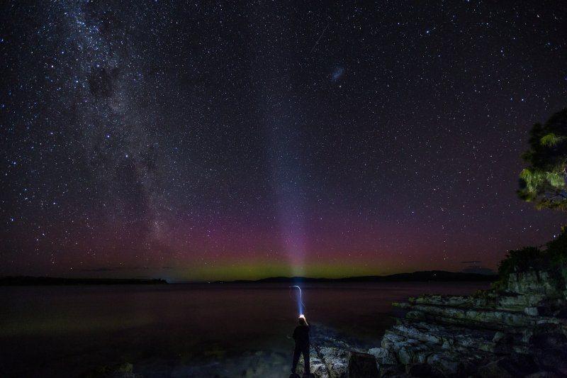 ตามล่าหาแสงใต้ ในแทสมาเนีย - ออสเตรเลีย