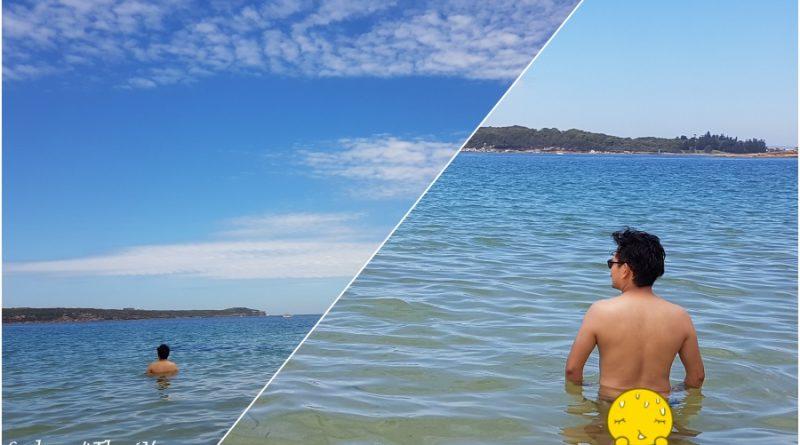 เที่ยว 1 วัน ตะลุยหาดนู๊ดในซิดนีย์ โดย Sandy ◕‿◕。