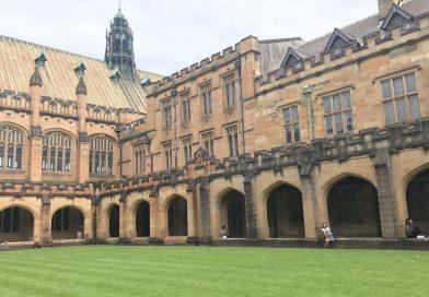 10 มหาวิทยาลัยที่มีทิวทัศน์งดงามที่สุดในออสเตรเลีย