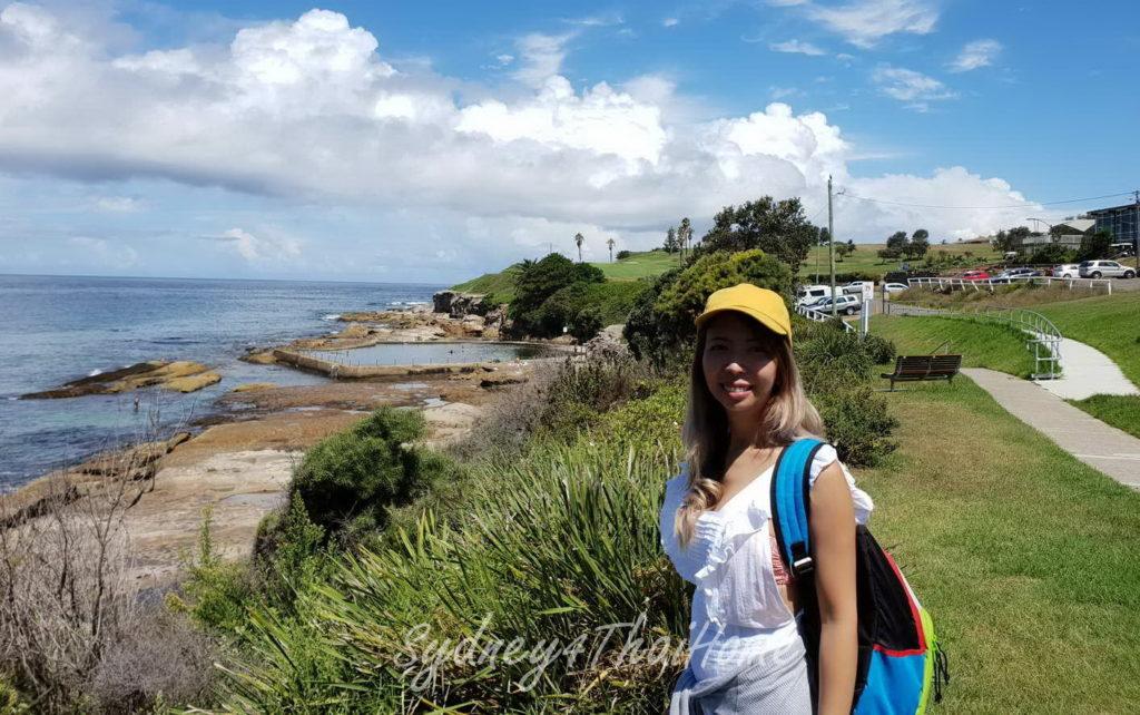 ตะลุยเที่ยว 1 วัน จัดให้สะใจ สระหิน Malabar และ เล่นน้ำที่หาด Little Bay Beach