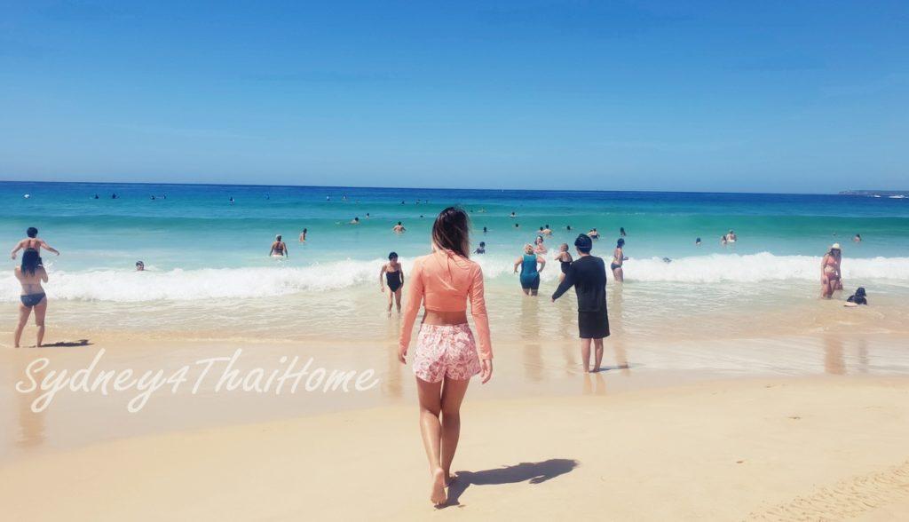 เที่ยวกับแซนดี้ Sydney Australia