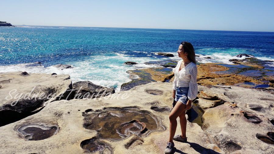 ท่องเที่ยวหาด Bondi เที่ยวกับแซนดี้ Sydney Australia