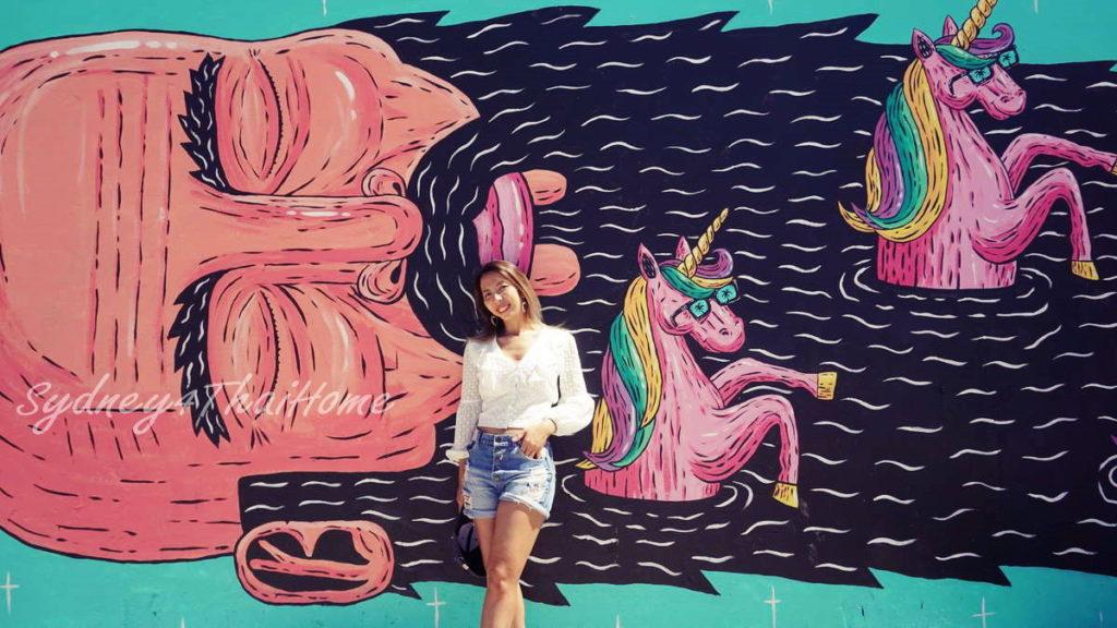Bondi Beach เที่ยวกับแซนดี้ Sydney Australia