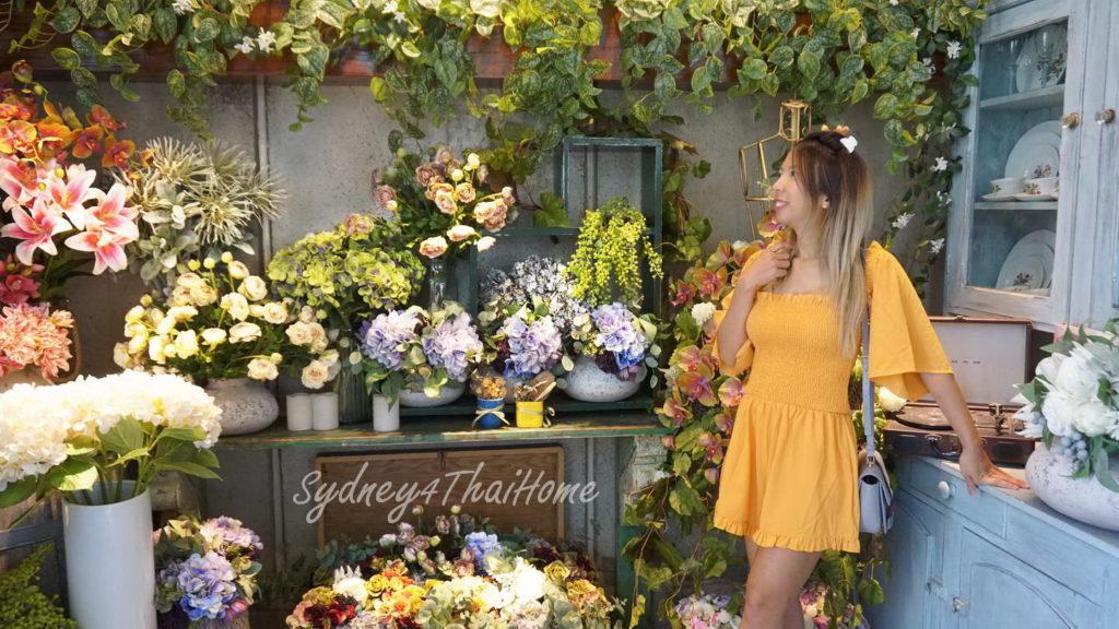 Cuppa flower ร้านน่ารัก ในซิดนีย์ อาหารอร่อย น่าถ่ายรูป ถูกใจสายเซลฟี่