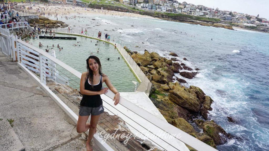 Bronte Beach Ocean pool เที่ยว Sydney สถานที่ท่องเที่ยว