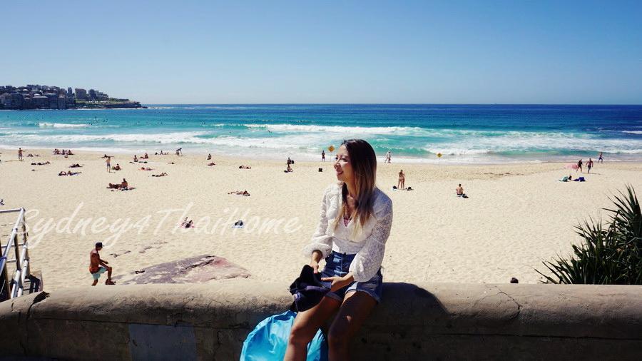 ท่องเที่ยวหาด Bondi ที่ว่าคลื่นแรงสุดในซิดนีย์! เที่ยวกับแซนดี้